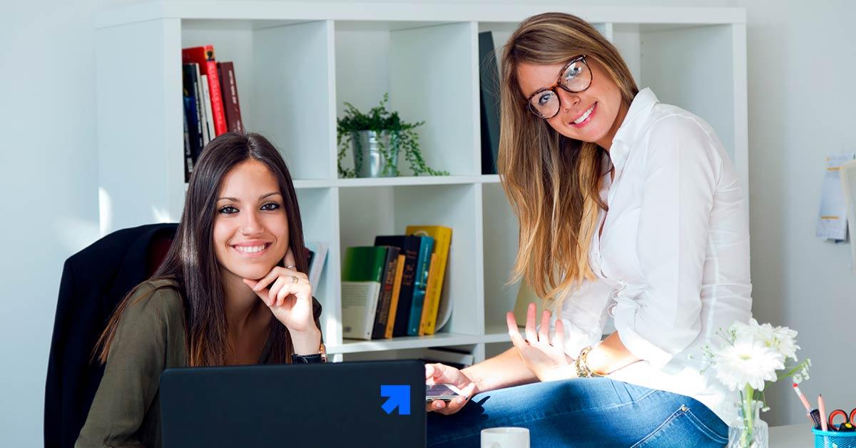 mulheres em startups