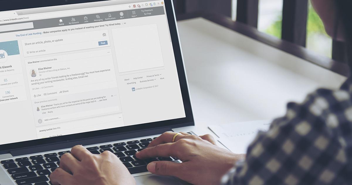 Como e porque fazer a prospecção B2B no LinkedIn