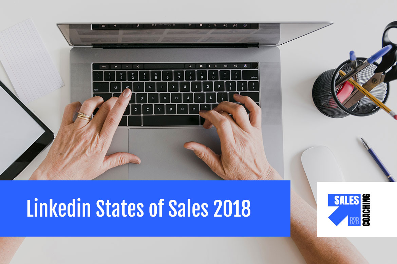 Linkedin State of Sales 2018