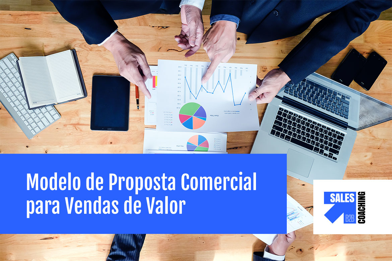Modelo de Proposta Comercial para Vendas de Valor