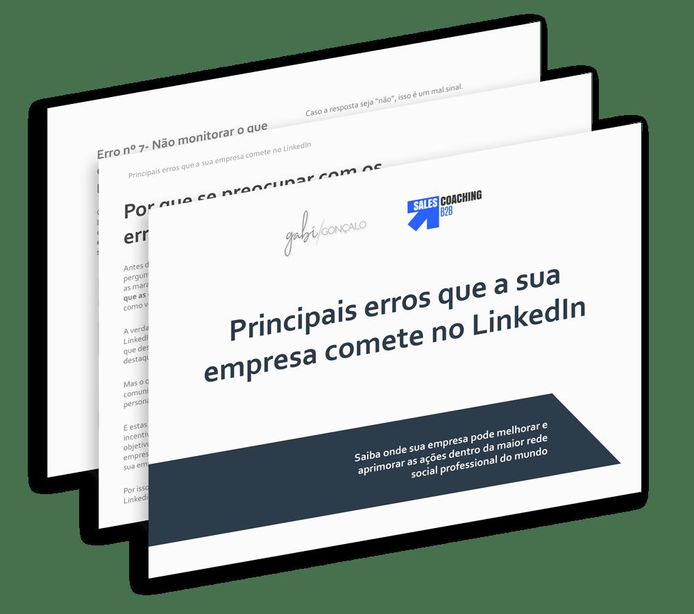 Principais Erros