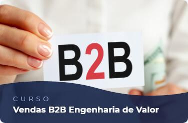 Curso de Vendas B2b Engenharia de Valor