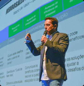 Fundador da Sales Coaching Marcos Mylius